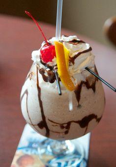 Ice Cream Drinks