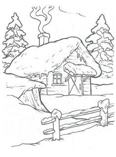 Crewel Embroidery - Long & Short as Soft Shading in Colors - Embroidery Patterns House Colouring Pages, Coloring Book Pages, Coloring Sheets, Christmas Drawing, Christmas Paintings, Christmas Colors, Christmas Art, Crewel Embroidery, Embroidery Patterns