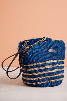 Land & Sea Tote - anthropologie.com