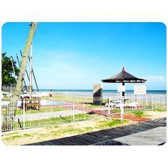 Batakan Beach Club, Total E, Balikpapan. I miss my hometown!