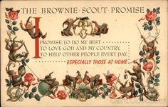 My Brownie Promise