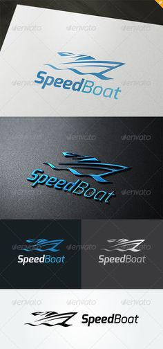 This logo design for all creative business. Consulting, Excellent logo,simple and unique concept. Logo Template FeaturesAI and EPS Business Logo Design, Creative Business, Logo Design Template, Logo Templates, Speed Logo, Marines Logo, Ship Logo, Automotive Logo, Print Fonts