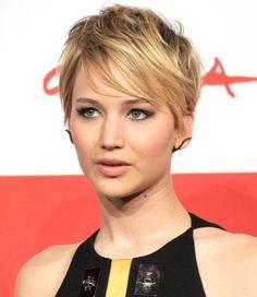 Jennifer Lawrence mit coolem Pixie Cut