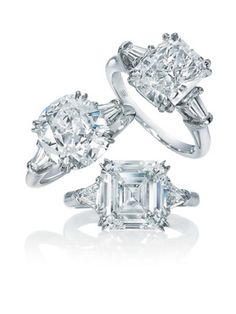 Harry Winston Engagement Rings | Harry Winston Engagement Ring - Celebrities who use a Harry Winston ...