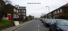 Bermans Way. Neasden  NW10