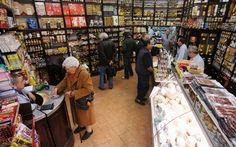 Colmado Quilez Shop in Barcelona