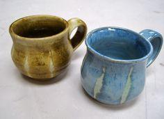 matte striped mugs // darlincorydesigns2012