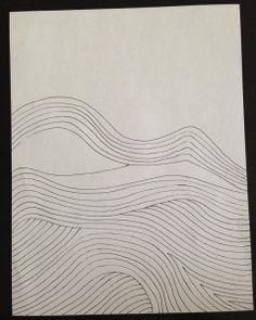 wave quilting tutorial