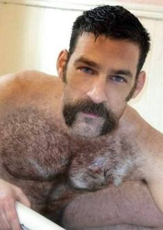 Hairy Hunks, Hairy Men, Beard No Mustache, Moustache, Male Male, Extreme Hair, Handsome Faces, Sexy Men, Photo And Video
