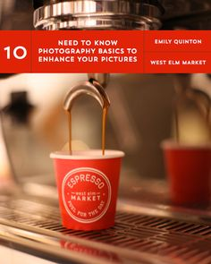 Basic Photography Tips for shooting products
