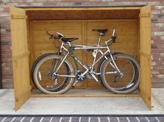 6 x 2 (approx) Shire Shiplap Bike Storage - OFFER ENDS Friday 16th January