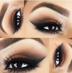 I think this might look good on me since i have dark brown eyes.