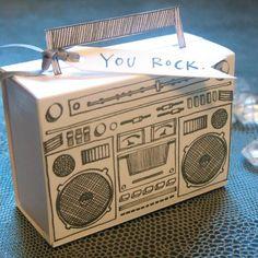 love this gift box