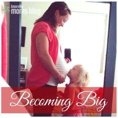 Becoming Big | Knoxville Moms Blog, families, adding a sibling, big brother, big sister