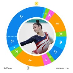 """Day in the Life: Aly Raisman, All-Around Champion.    - Aly Raisman is a 6X Olympic Medalist and 2012, 2016 USA Women's Gymnastics Team Captain. She defied expectations by winning three medals in Rio when she was considered the """"Grandma"""" at 22 years of age."""