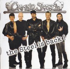 CRYING STEEL /Heavy Metal - Hammer World