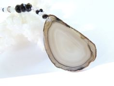 Agate Suncatcher Gift for Him Fathers Day by PNLJewelryDesigns
