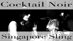 The Encounter: Singapore Sling - Cocktail Noir Singapore Sling, The Encounter, Videos, Youtube, Cocktails, Movies, Craft Cocktails, Films, Cocktail