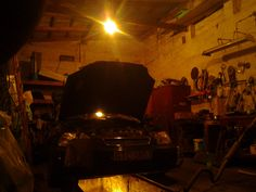 #garage #honda #civic #jdm #ej9 #american dream #10000000hp ;)