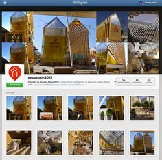Expo 2015 Milano Blog: Spain pavilion on Instagram !