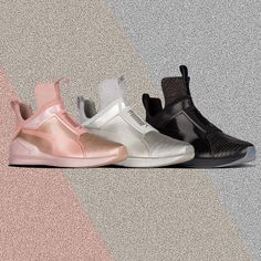 Stay forever fierce in the latest metallic collection from PUMA Fierce. Puma  Fierce Shoes 9d5bb9830