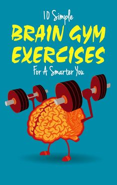 Top 10 Simple Brain Gym Exercises And Its Benefits: A series of simple exercises can boost your brain function in a better way which makes you sharper, smarter and more confident. These exercises are really simple and can be done by people of all age grou Brain Gym For Kids, Exercise For Kids, Brain Gym Exercises, Brain Breaks, Hacks, Brain Health, Women's Health, Health Tips, Easy Workouts