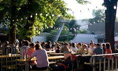 Prater Garden, Berlin Kastanienallee 7–9, Prenzlauer Berg, +49 30 448 5688, pratergarten.de. Open April-September daily from noon