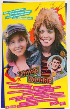Times Square (1980) Original Movie Poster