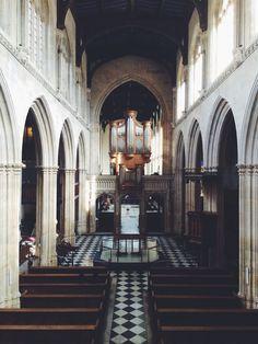 The University Church of St Mary the Virgin