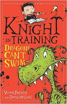 Free Resources - Recommended Reads - Knight In Training: Dragons Can't Swim