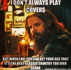 So true. Country Music Stars, Best Country Music, Country Musicians, Country Music Singers, Country Artists, Music Like, My Music, Jamey Johnson, Outlaw Country