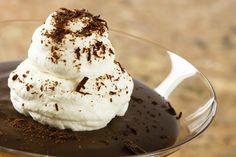 Pudín de chocolate