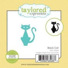 Taylored Expressions - Black Cat Die - TE640