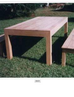 mesa campo pino oregon 150x70