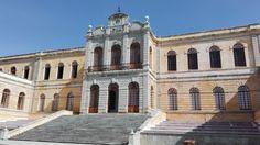 Centro de las Artes San Agustín o CaSa es un centro de arte fundado por Francisco Toledo dedicado a la formación, creación y experimentación artística, ubicado en el barrio #VistaHermosa de la localidad #SanAgustínEtla conoce más de #XánaTraveling #Oaxaca #Bonito #Arte #Cultura #ExperimentaciónArtística