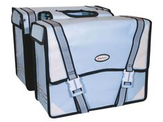 FastRider - Double bag - FastRider led - Blue