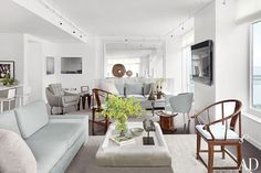A Serene Manhattan Apartment by Vicente Wolf : Interiors + Inspiration : Architectural Digest