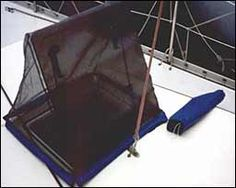HATCH SCREENS (1115 & 1116 Series) Keep the bugs from getting into your boat. These screens fit over your deck hatches while in the 60 degree open position, letting fresh air in while keeping the bugs out. Leaving the screen intact, you can open and close the hatch from inside the boat. The screen is adequately weighted along the bottom to hold it against the deck--even in heavy winds.