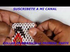 CURSO TERMINADO PULSERAS EN MOSTACILLA - YouTube