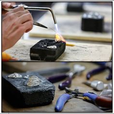 #MotivationMonday is coming to you this week from the Rio classroom where @victorialansfordartwork held her Russian Filigree class. It's such a treat to watch her teach and create wonderful works of art right before your eyes!  #riojeweler #jewelrymaking
