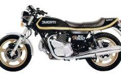 DUCATI 900SD Darmah (1979 - 1980)