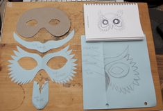 Simple Owl Mask | Flickr - Photo Sharing!