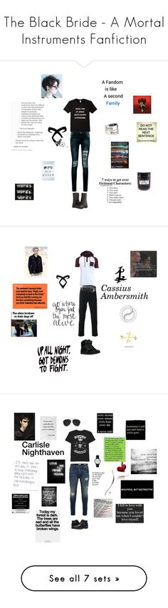 """""""The Black Bride - A Mortal Instruments Fanfiction"""" by falloutgirllovesnicodiangelo ❤ liked on Polyvore featuring Boohoo, Steve Madden, Three Little Words, Rune NYC, Closed, Supra, Rust Mood, Chanel, men's fashion and menswear"""
