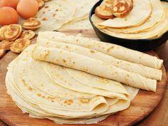 Naleśniki dietetyczne Sweet, Ethnic Recipes, Fitness, Kitchen, Food Ideas, Diet, Food, Gymnastics, Baking Center