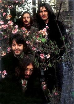 Beatles, John Lennon, Paul McCartney, George Harrison, Ringo Starr