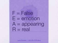 Does FEAR guide your choices and beliefs? Time to take charge and realign. http://www.fengshuilifeandstyle.com/fear