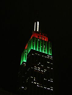 Empire State building NYNY