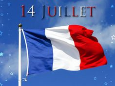 A l'occasion de la fête nationale, envoyez notre carte 14 juillet drapeaux, disponible sur http://www.starbox.com/carte-virtuelle/carte-14-juillet/carte-14-juillet-drapeaux !