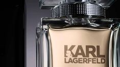 Baptiste Giabiconi and Kati Nescher in the commercial for the new Karl Lagerfeld fragrances.