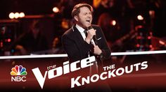 "The Voice 2014 Knockouts - Luke Wade: ""Rich Girl"""